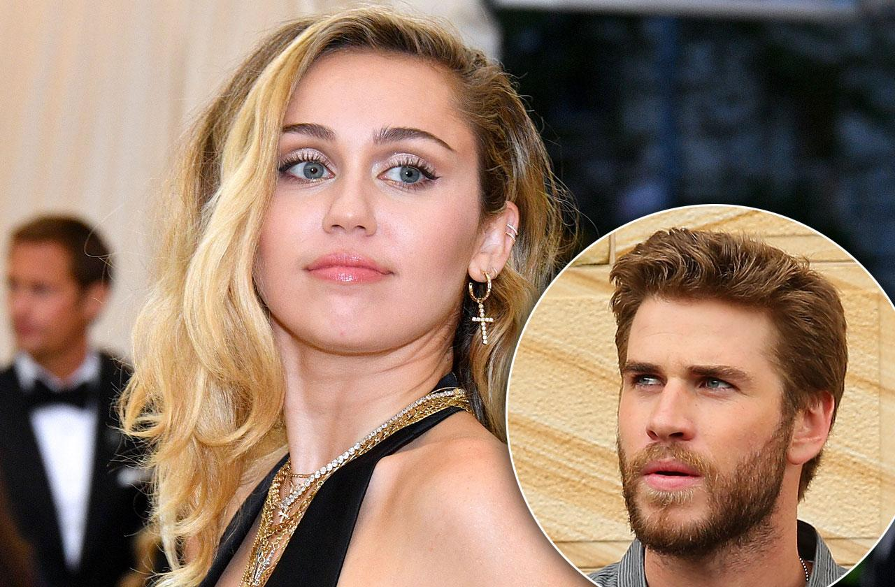 Miley Cyrus Smoking Weed Again After Sober Liam Hemsworth