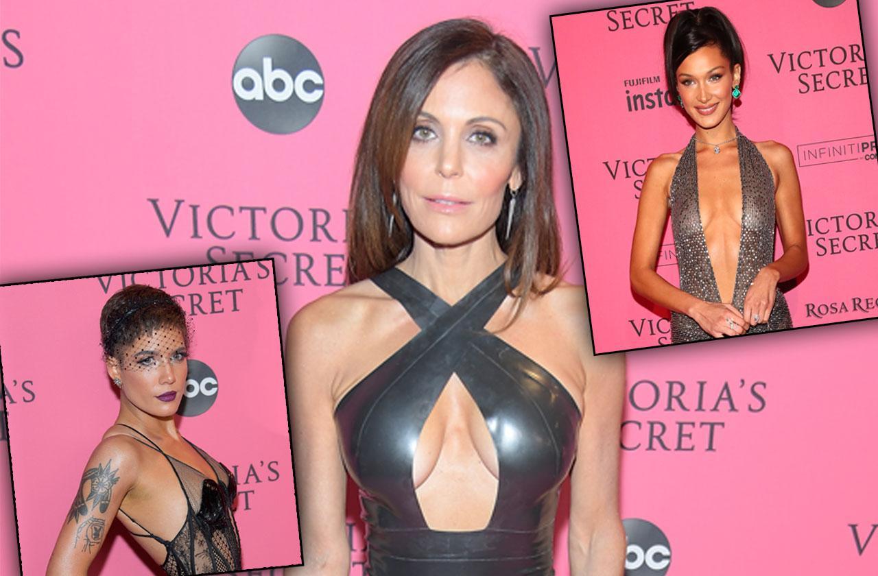 Bethenny Frankel Skinny Victorias Secret Fashion Show