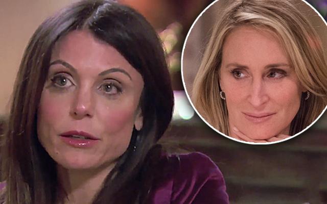 Sonja Morgan Explains Bethenny Frankel's Health Crisis