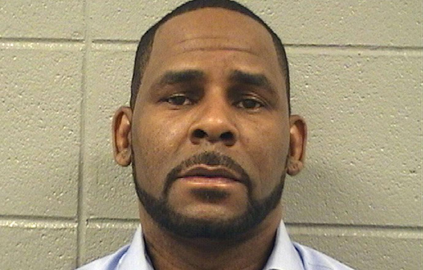 R. Kelly Posts Bail Back Child Support Case Released Jail Again