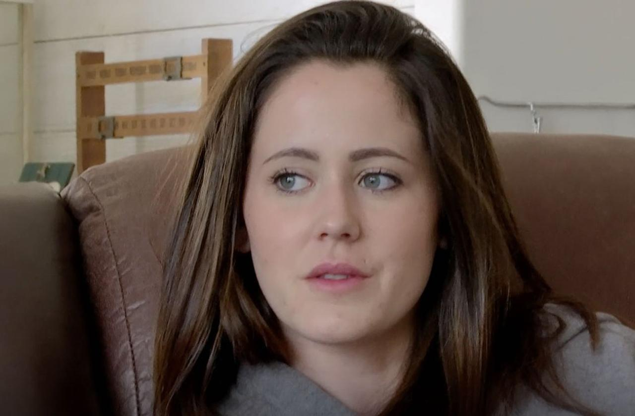 Jenelle Evans 'Teen Mom 2' Is Not Filming With MTV