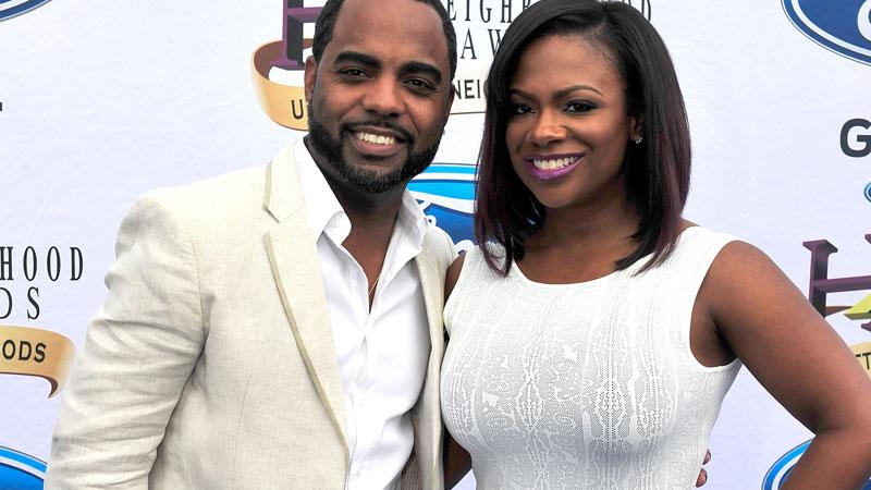 //kandi burruss and todd tucker