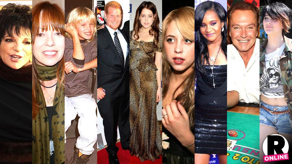 Bobbi Kristina Brown Paris Jackson Celebrity Kids Tragic Lives