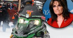 Sarah Palin Todd Palin Snow Machine Accident Injured
