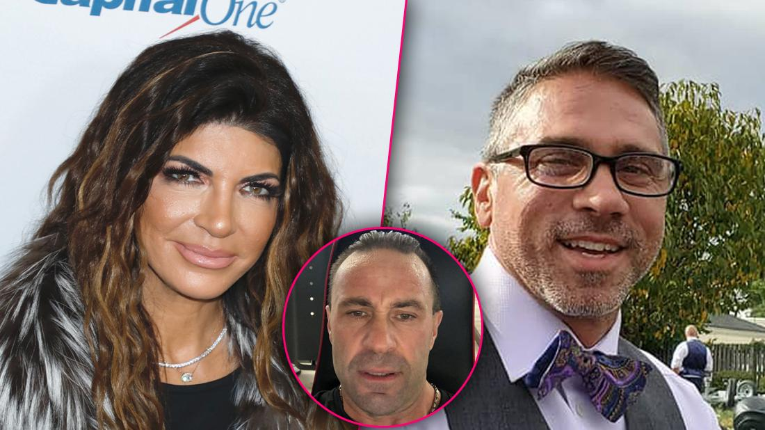 Teresa Giudice Spends Christmas With Ex Anthony Delorenzo