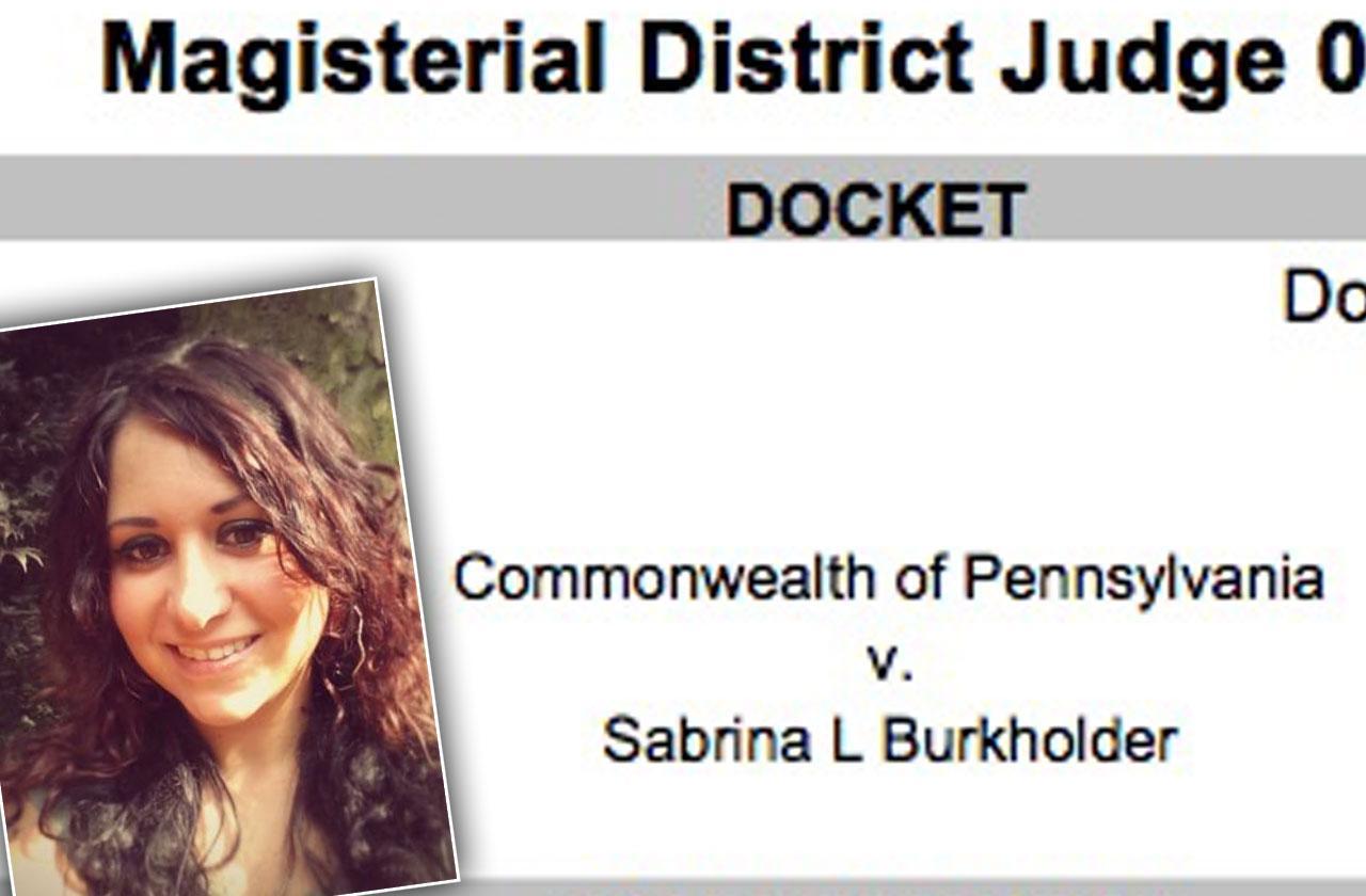 //sabrina burkholder jail drugs return to amish pp