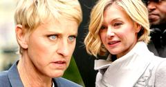 Ellen and Portia Have Embarrassing Public Fight