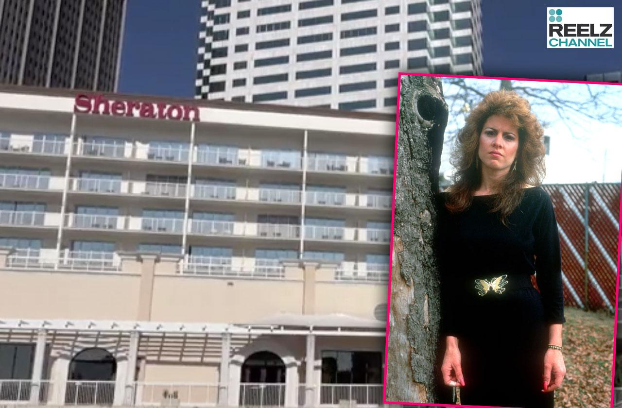 church secretary Jessica Hahn hotel room rape