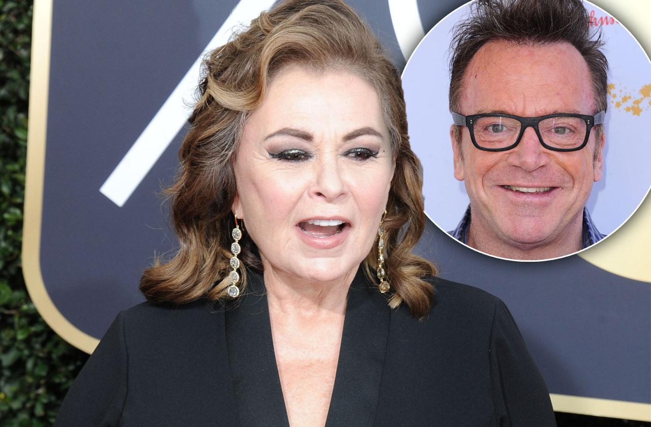 Roseanne Barr Ex Mental Illness