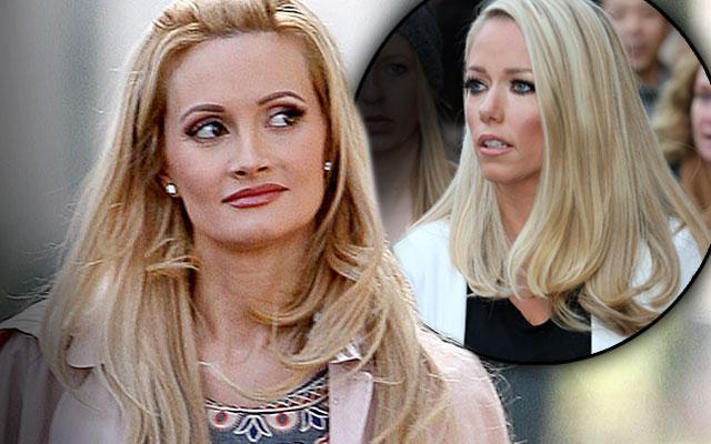Holly Madison Slams Kendra Wilkinson Fake Reality Show Feud