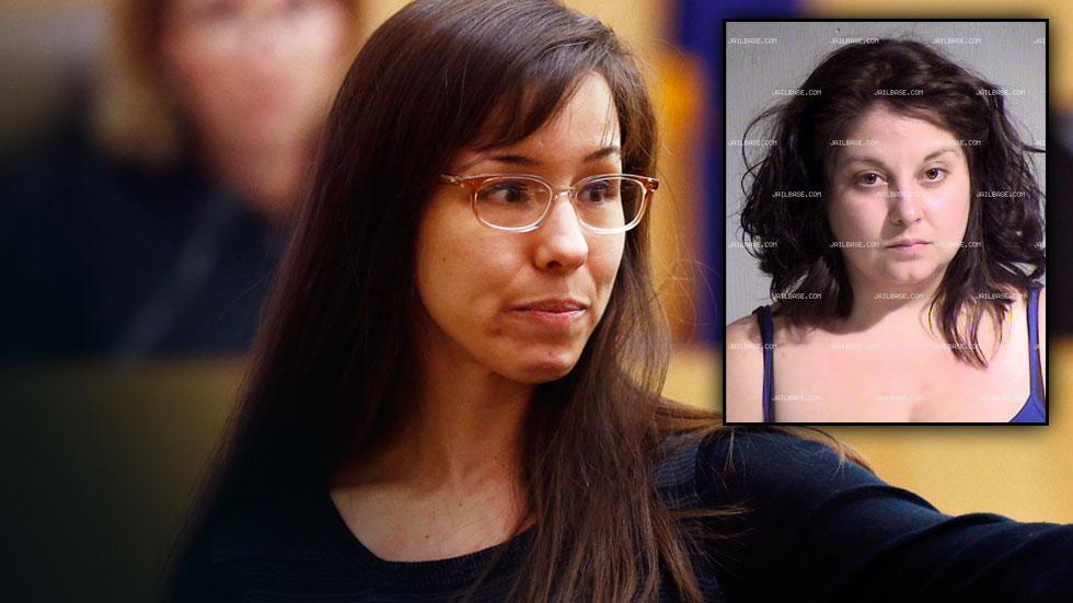Jodi Arias Juror Arrested