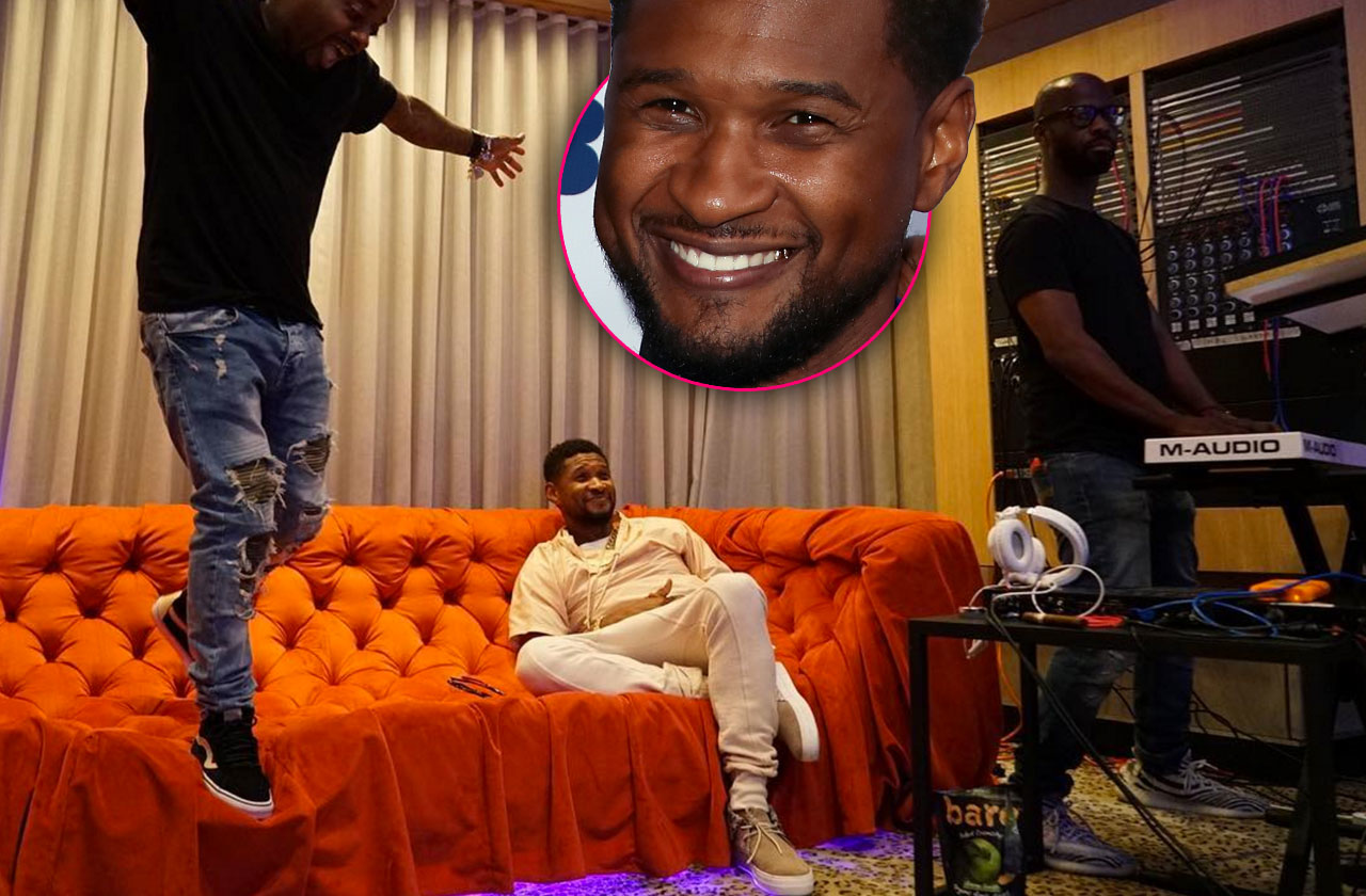 Usher New Music Herpes Lawsuit