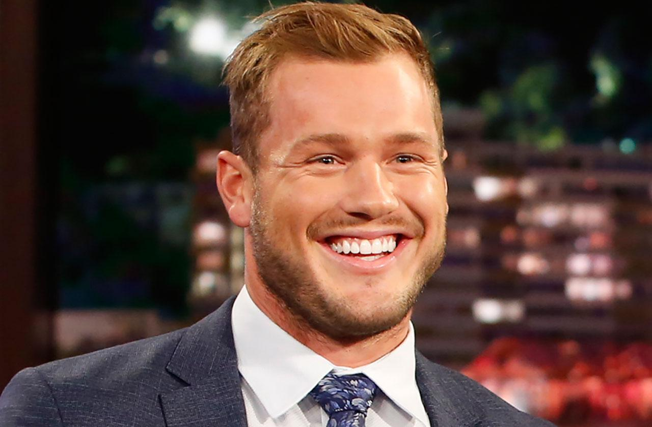 Colton Underwood Wore Underwear First Time On The Bachelor