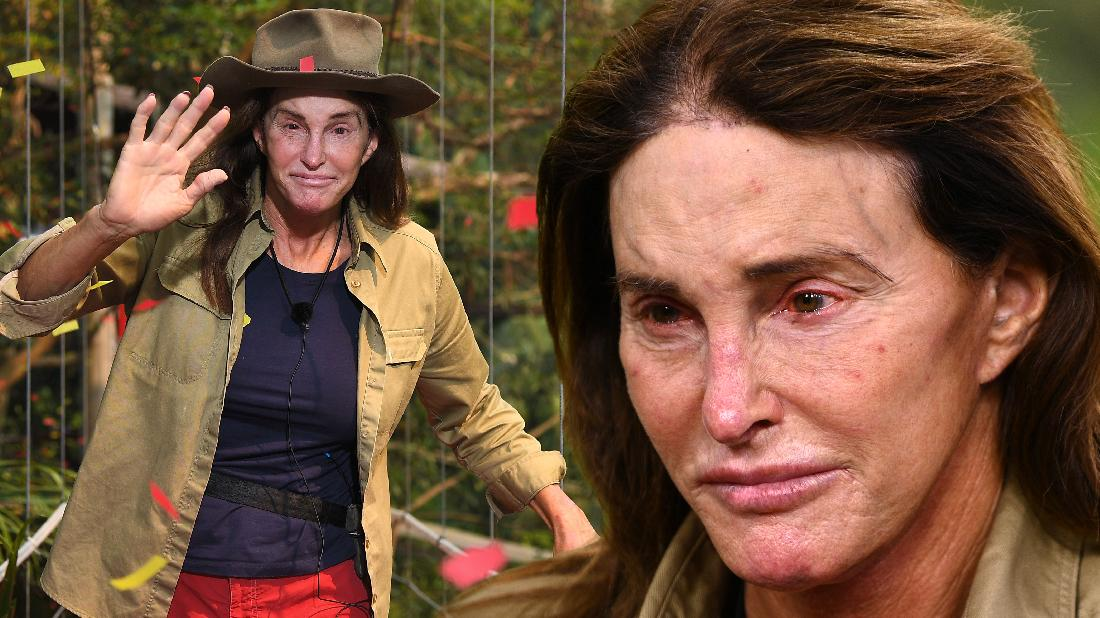 Caitlyn Jenner Had No Family During I'm A Celeb Elimination