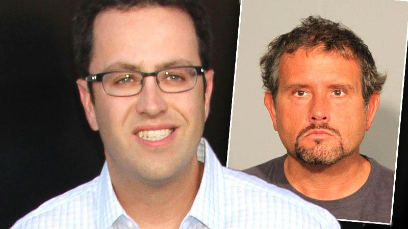 Jared Fogel Files Suit Against Child Porn Pal Russell Taylor