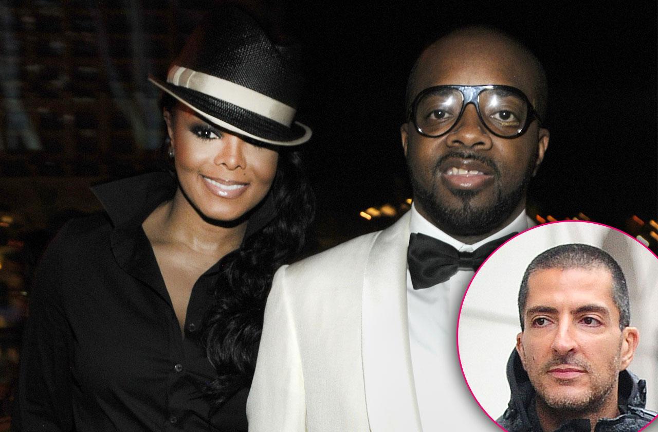 //Janet Jackson Back Together Jermaine Dupri Divorce pp