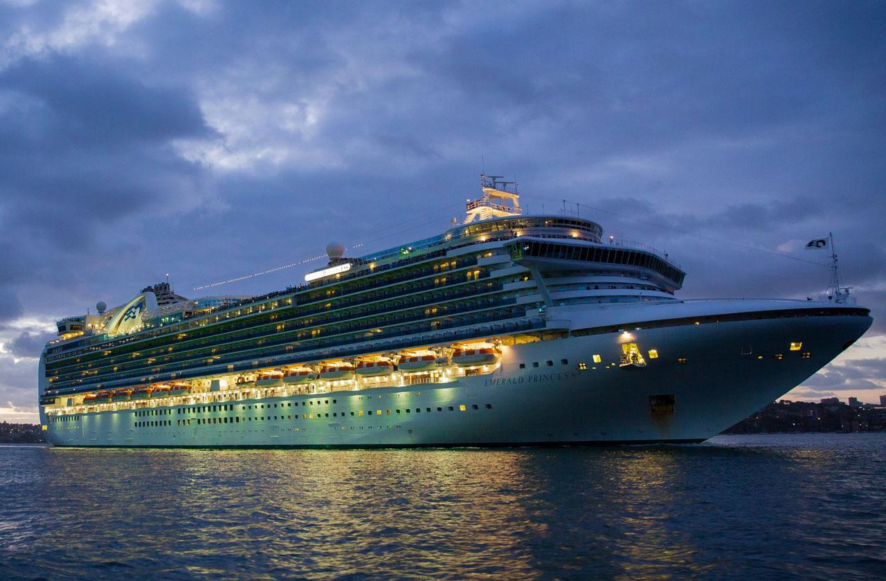 //princess cruise ship death fbi alaska pp