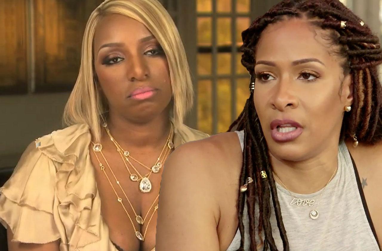 //rhoa recap nene leakes sheree whitfield prison boyfriend fight pp