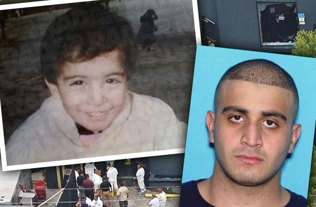 //orlando shooter omar mateen father reveals childhood photos