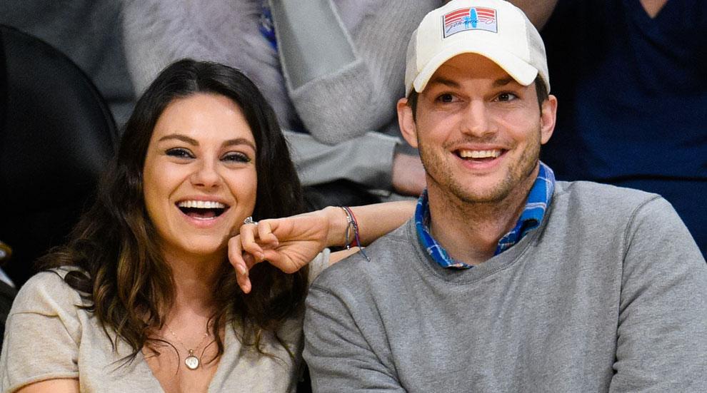 Mila Kunis Ashton Kutcher Married Wedding