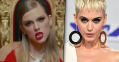 Katy Perry & Taylor Swift New Feud