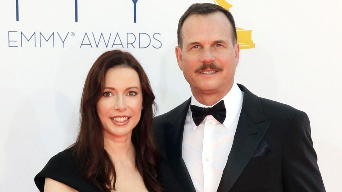 Bill Paxton With Wife Louise Bill Paxton Wife Motions To Depose Doctors Present On Day Of Death