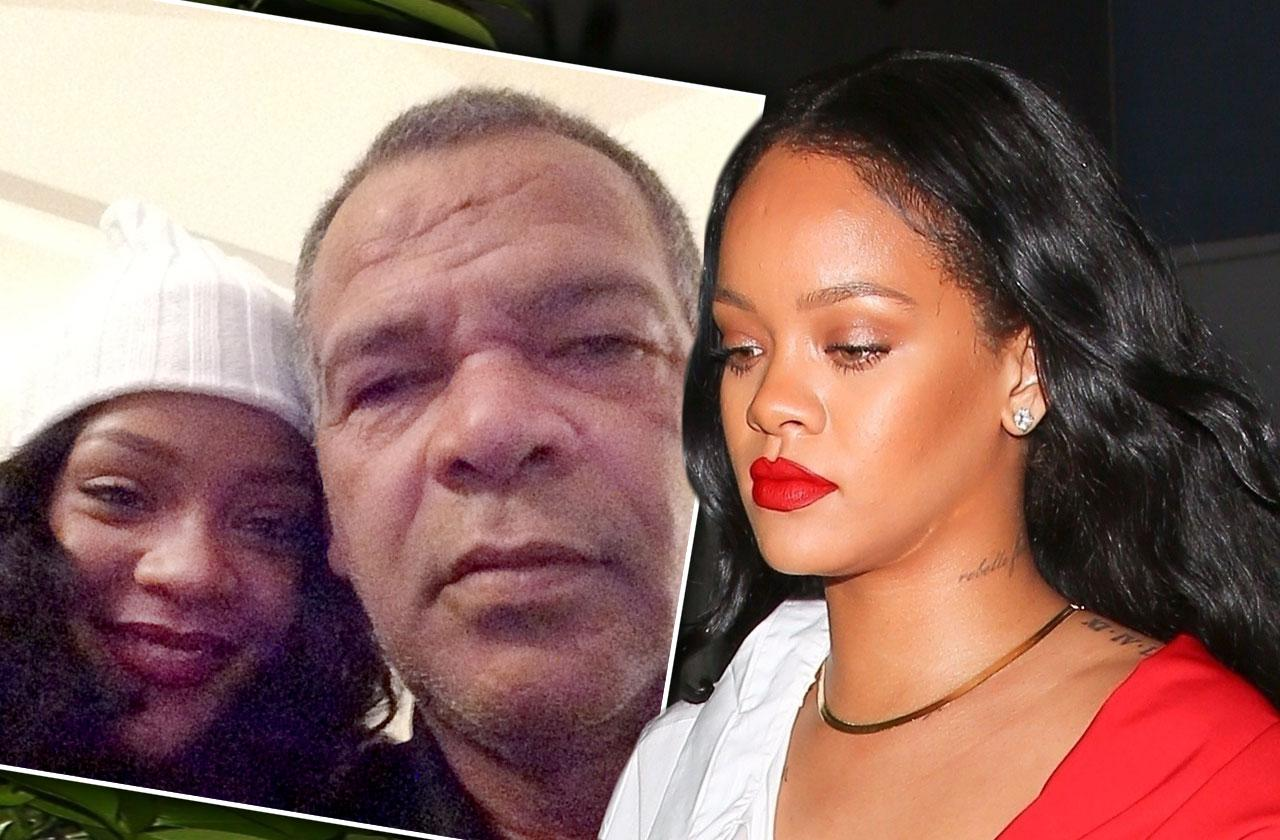 Rihanna cousin Murdered Father Speaks