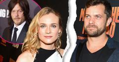 Diane Kruger & Josh Jackson Split Amid Norman Reedus Affair Rumors