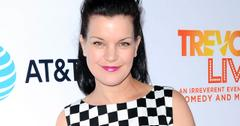 //pauley perrette dad says she doing great after quitting ncis PP