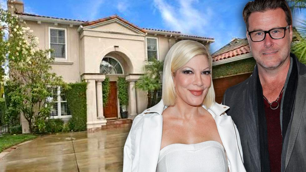 Tori Spelling Dean McDermott New House