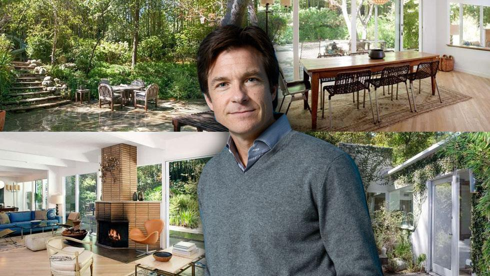 Jason Bateman Lists Home