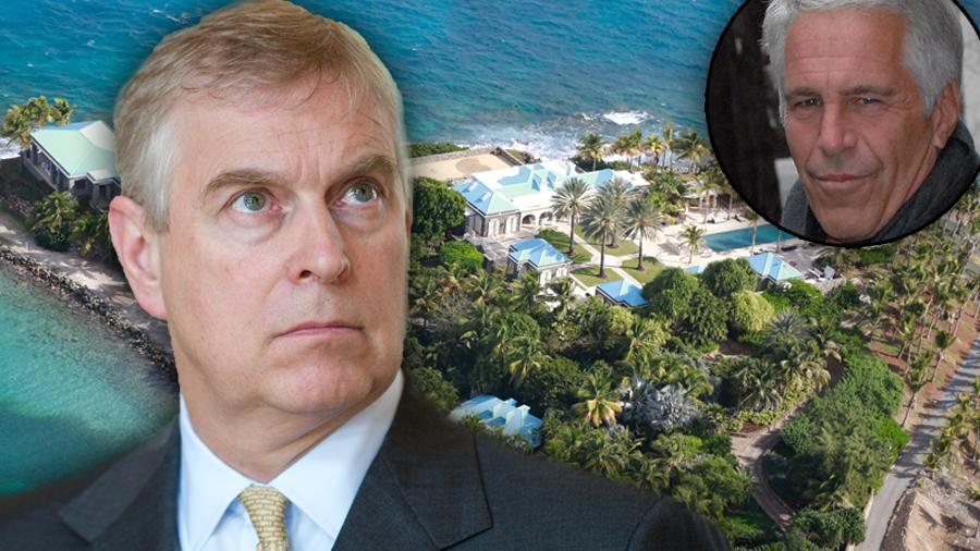 Prince Andrew Sex Scandal Accuser