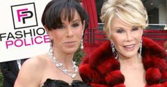 //melissa rivers fashion police joan rivers