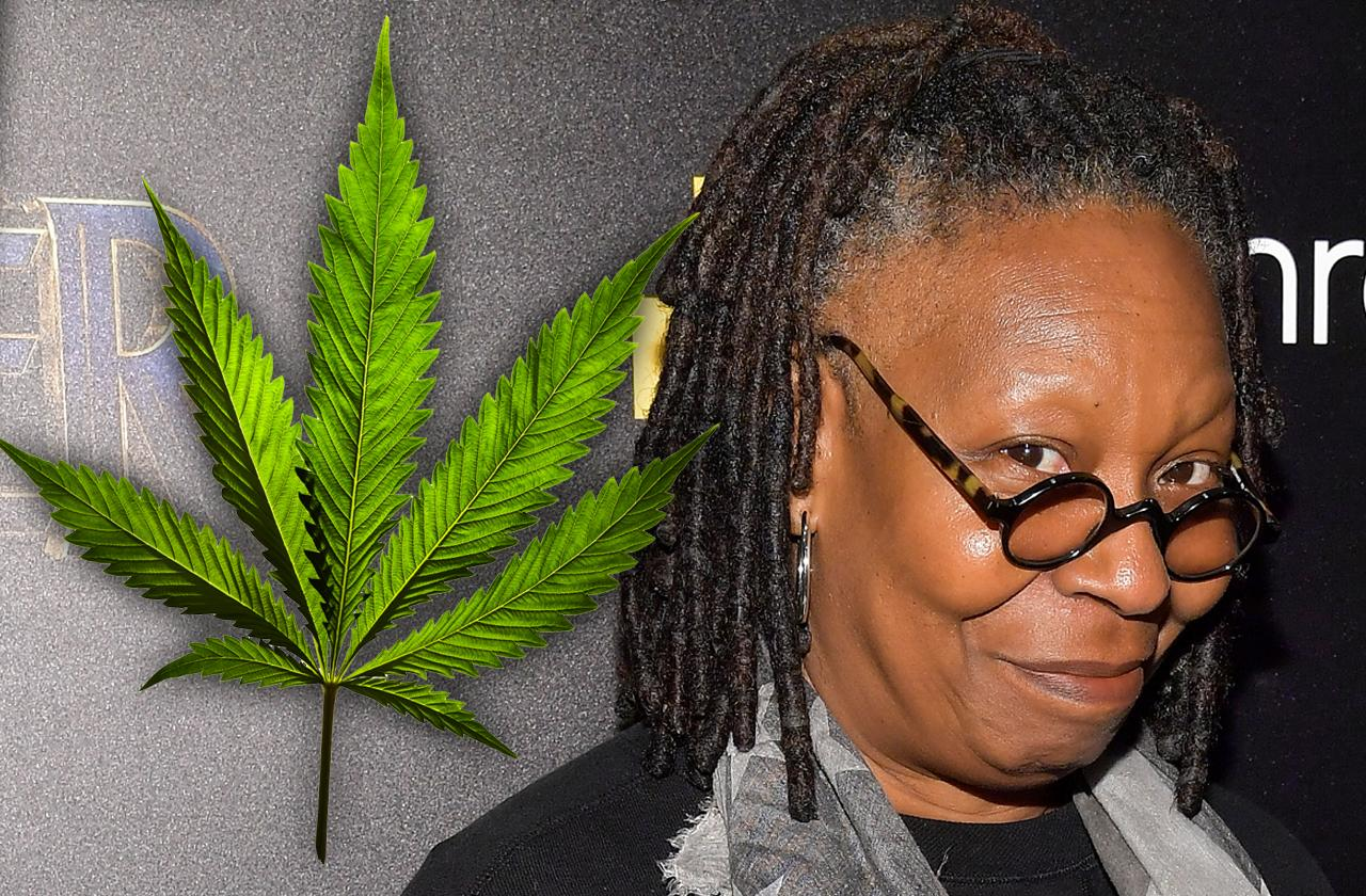 Whoopi Goldberg Pot Business Selling Medical Marijuana