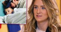 Teen Mom Leah Messer Daughter Rushed Hospital