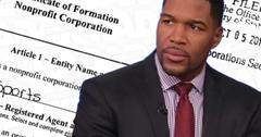 Michael Strahan Charity TeamStrahan Sports Lawsuit