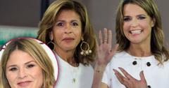 savannah guthrie picks jenna bush permanent today cohost hoda kotb upset not consulted