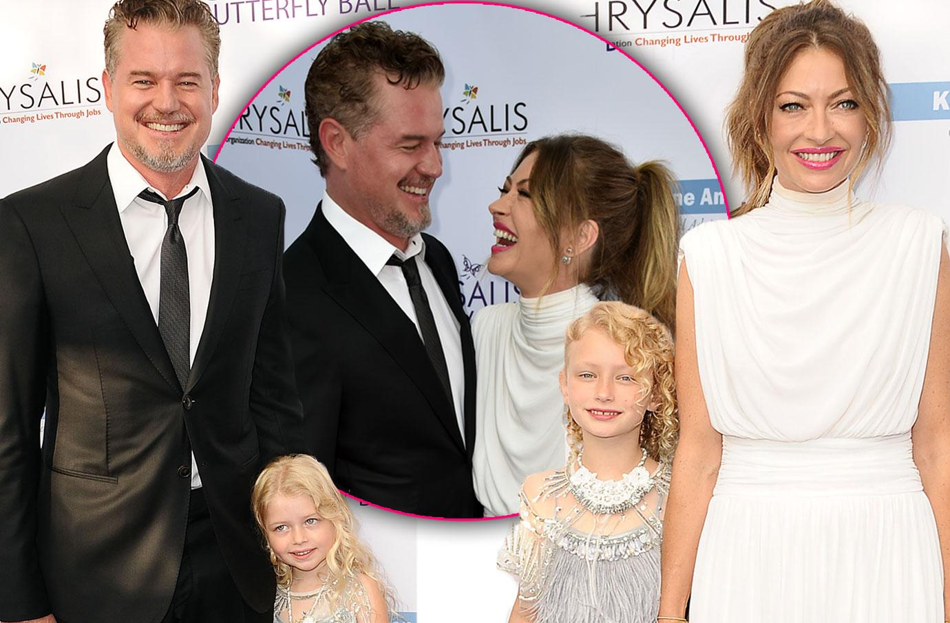 Eric Dane Makes First Public Appearance Since Depression Battle