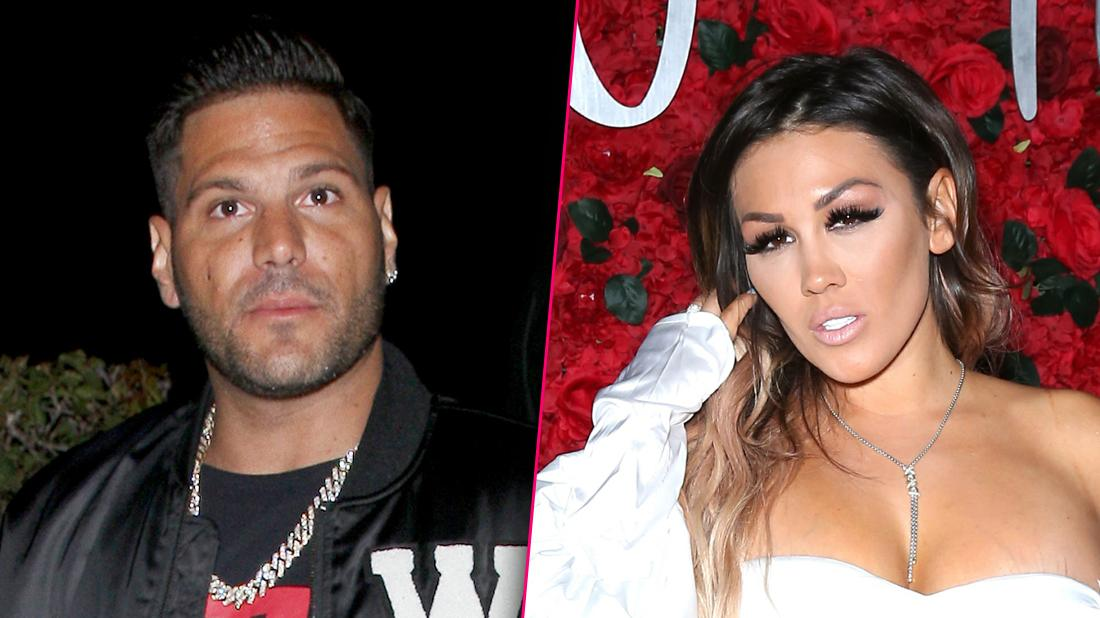 Ronnie Ortiz-Magro Contacting Jen Harley