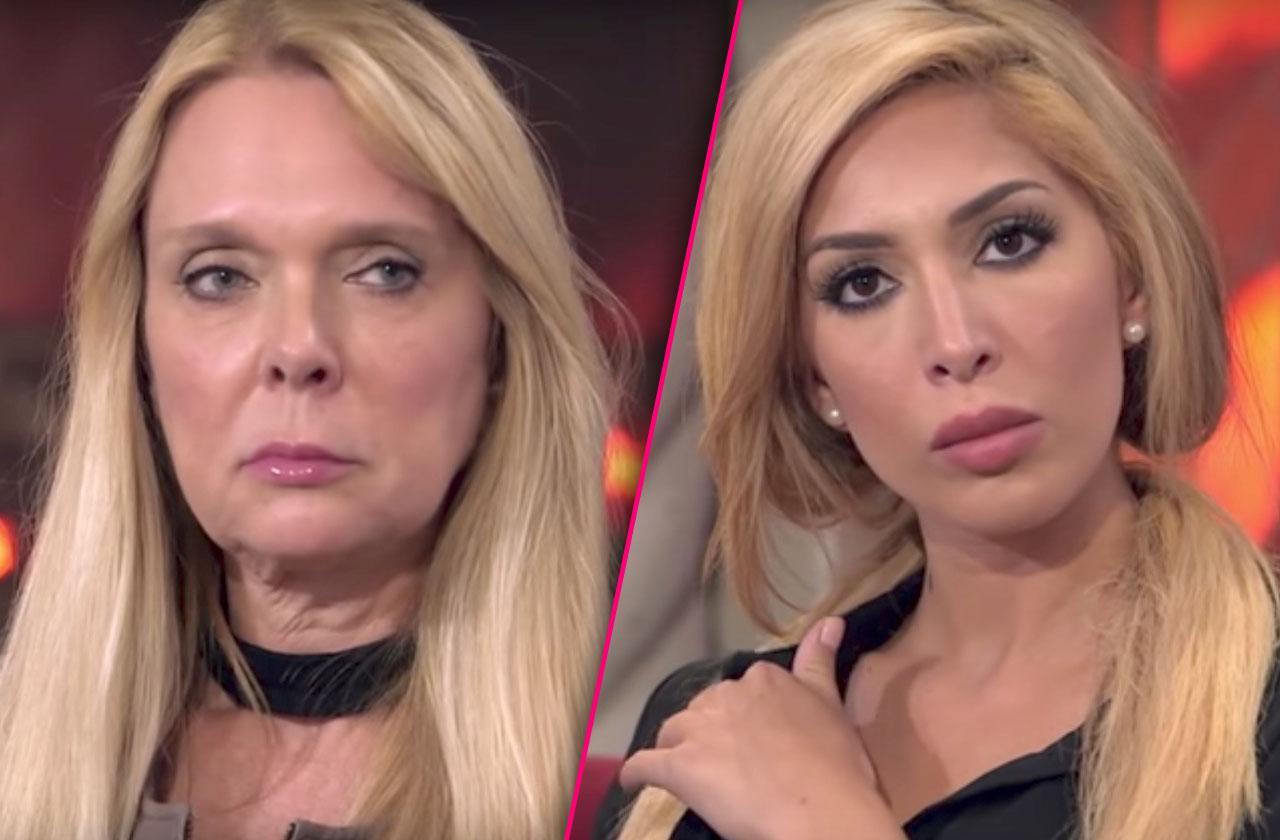 farrah abraham mom attacks rape abuse claims teen mom