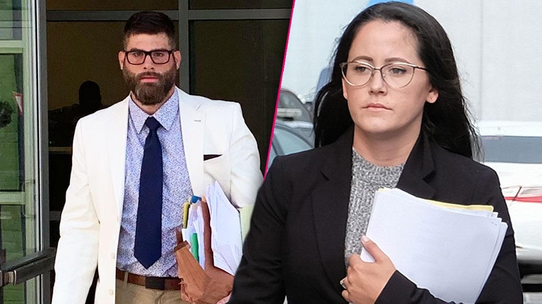 Jenelle Evans Restraining Order Against David Eason Extended
