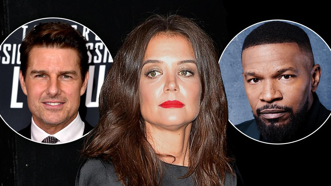Katie's Kalamity! Holmes Left Behind As Jamie Foxx And Other Ex-Lovers Move On