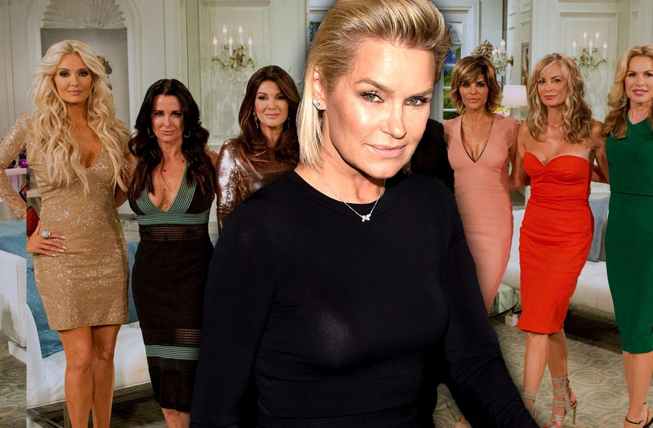 //yolanda hadid slams rhobh costars lisa vanderpump kyle richards lisa rinna pp