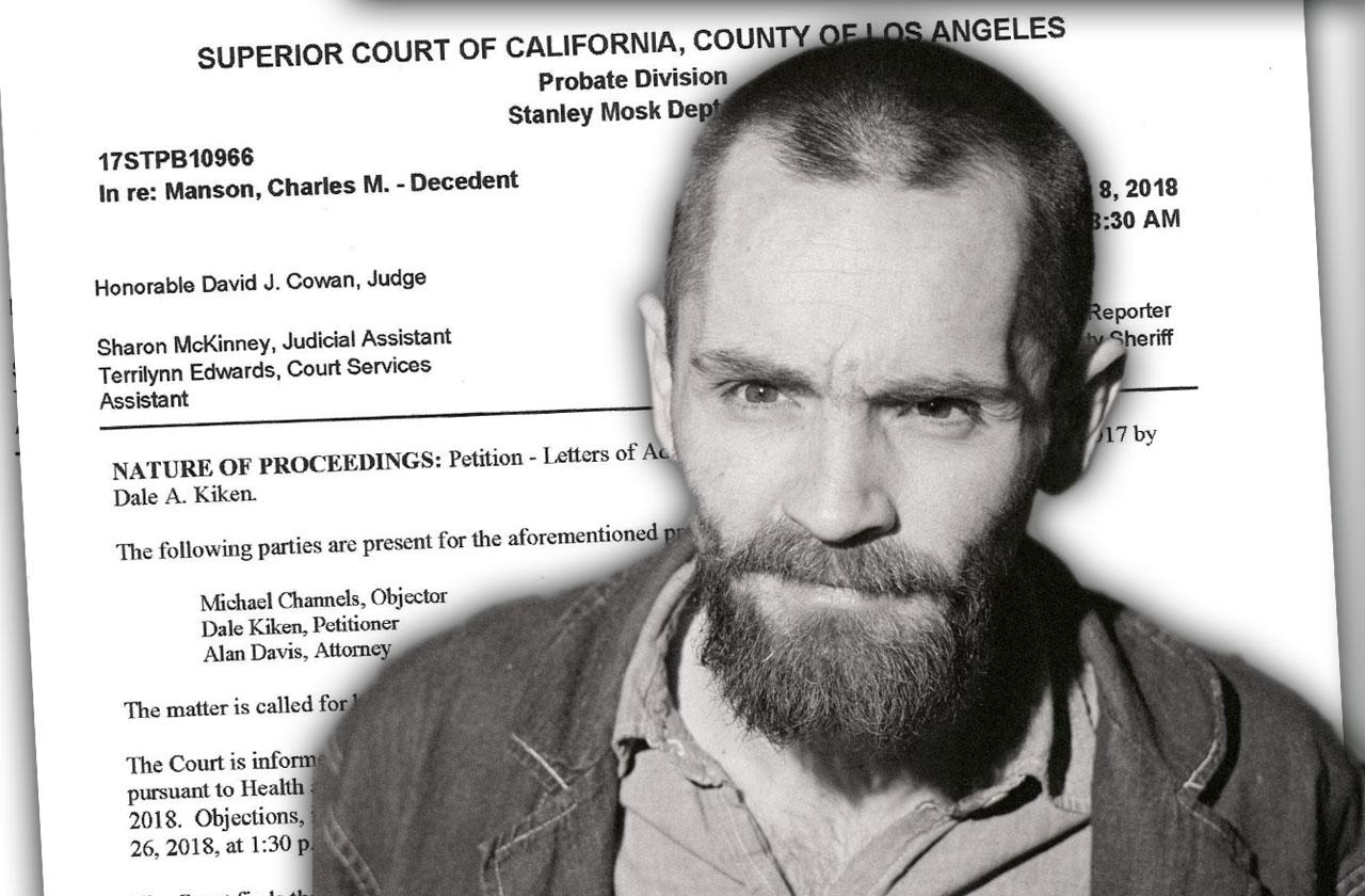 //charles manson corpse fight pp