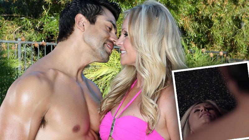 Tamra Barney & Eddie Judge Leaked Sex Tape