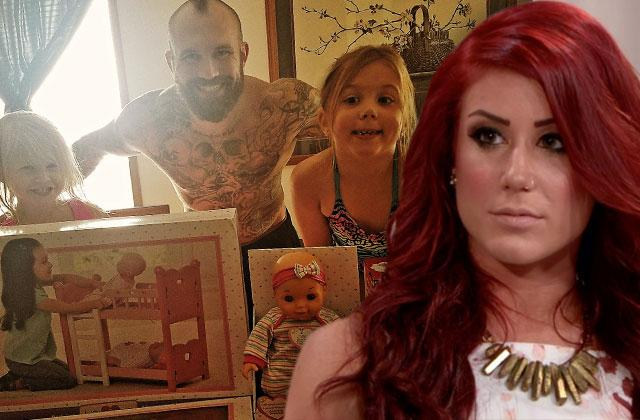 //chelsea houska adam lind teen mom  aubree daughter birthday pics
