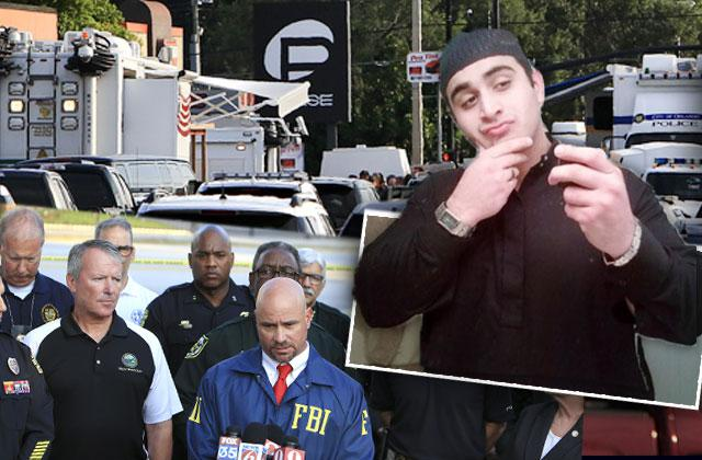 Orlando Club Shooting -- Omar Mateen Gunman