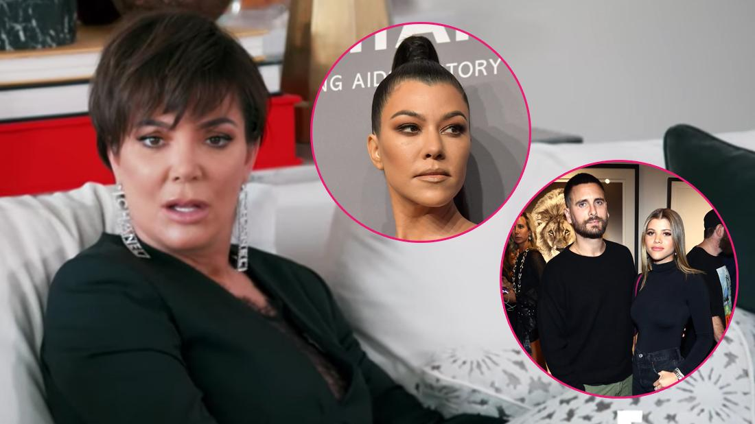 KUWTK Video Kris Thinks Kourtney Still In Love With Scott