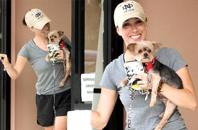 //casey antony prison release dog grooming smiles pp