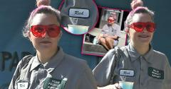 Amanda Bynes Spotted With Large Bruise During Lone Date Following Rehab